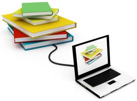 مكتبة الكترونية