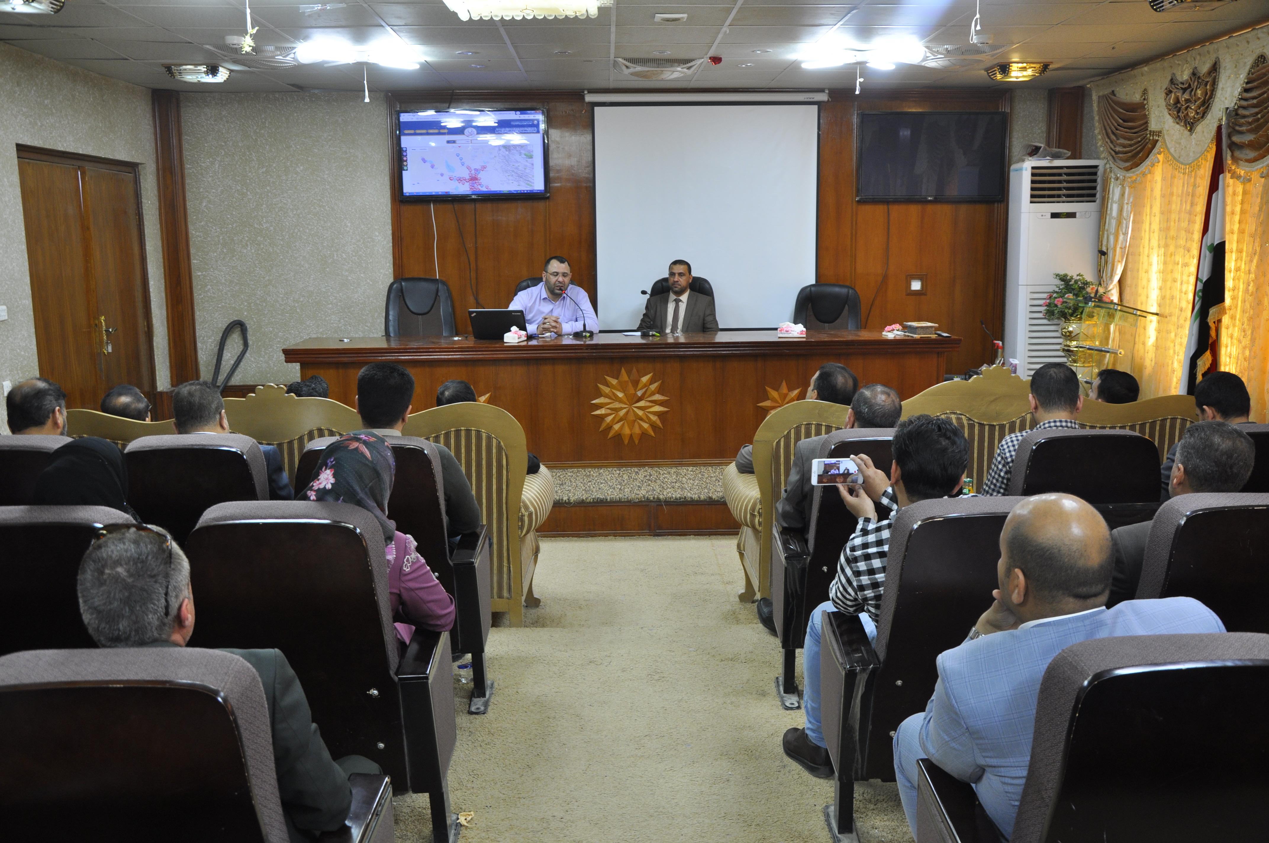 الملف الاستنادي للمؤلفين العراقيين